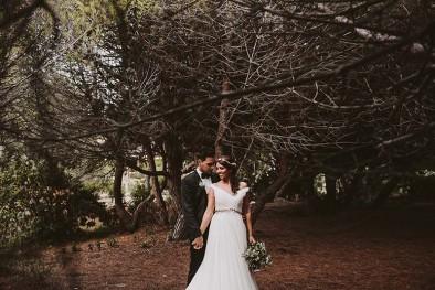 boda en el bosque www.bodasdecuento.com