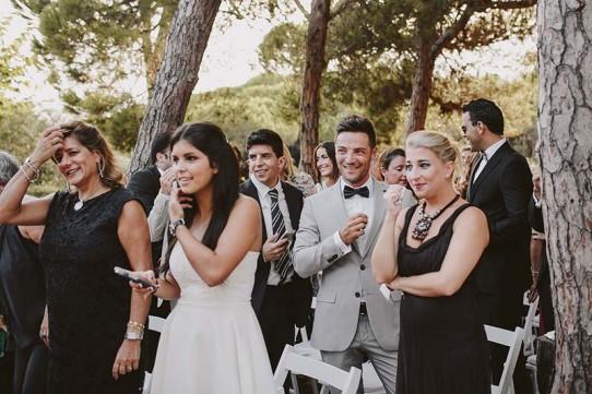 mediterranean wedding barcelona www.bodasdecuento.com