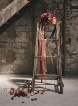 ramo novia moderno www.bodasdecuento.com