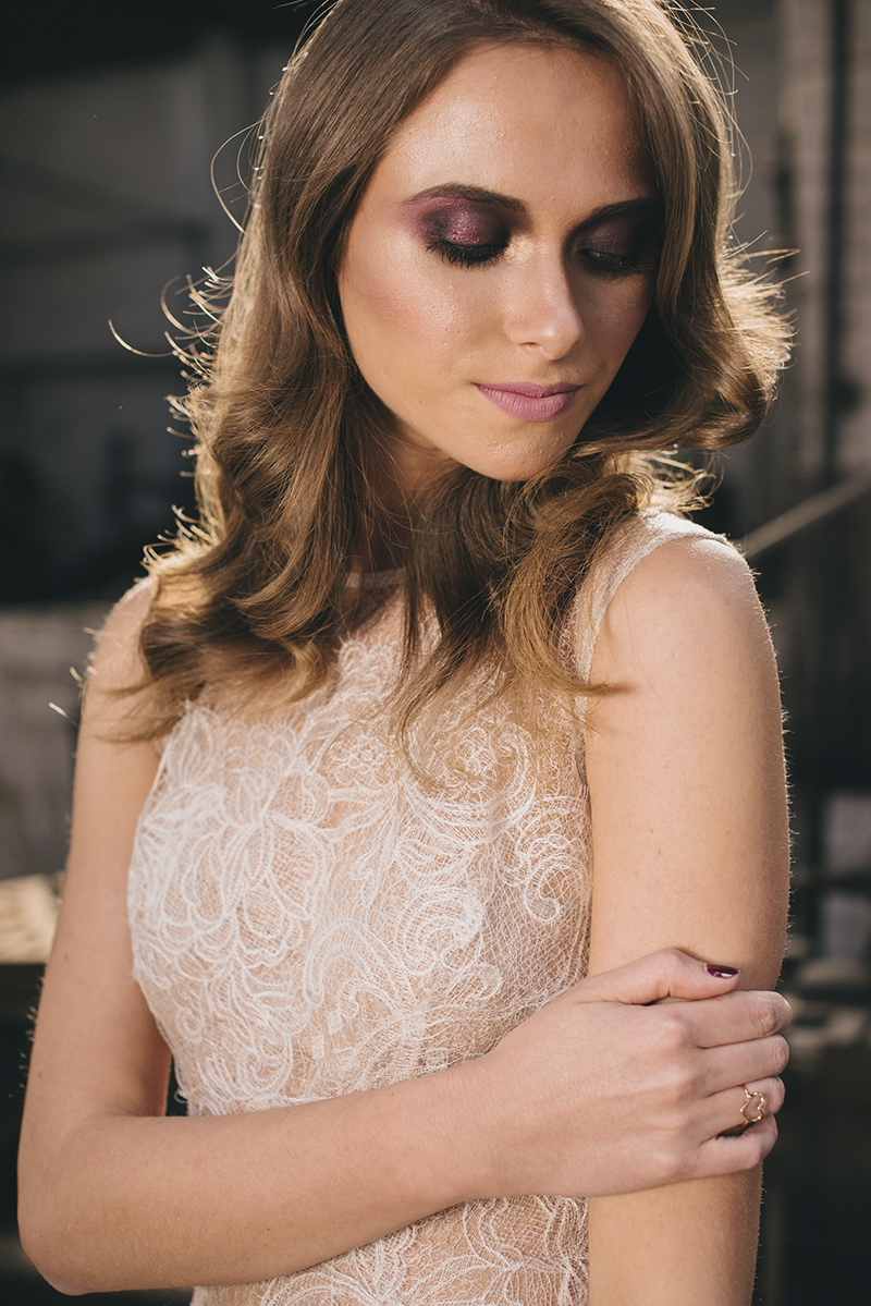 maquillaje novia www.bodasdecuento.com