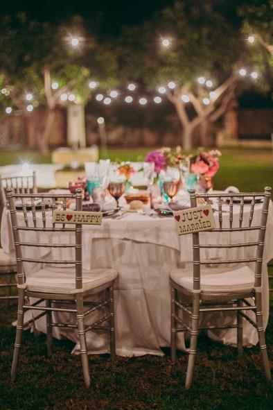 mesa presidencial boda up recepción invitados www.bodasdecuento.com
