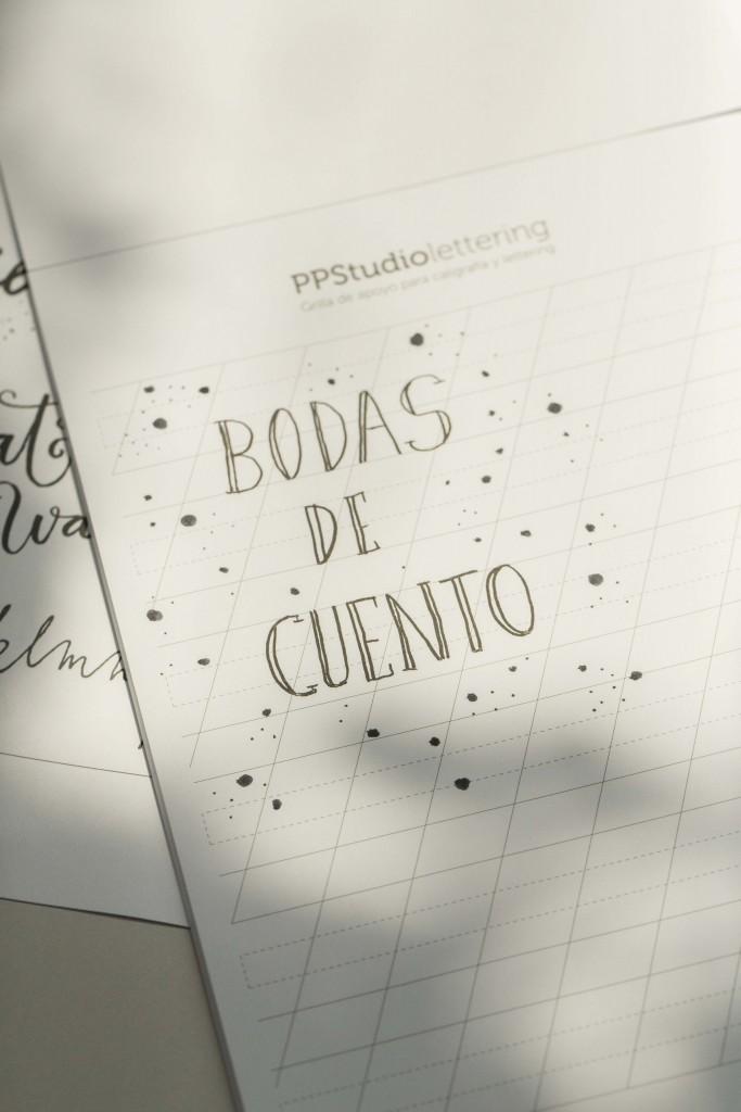 Taller lettering Evento Joyeria Suarez www.bodasdecuento.com