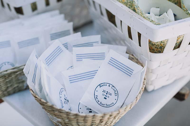 bolsitas arroz ceremonia www.bodasdecuento.com