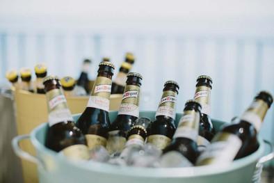 buffet cervezas boda www.bodasdecuento.com