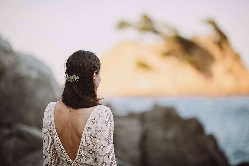 fotos novios en la playa www.bodasdecuento.com