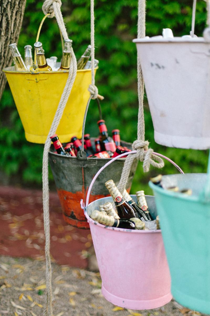 cubos cerveza boda www.bodasdecuento.com
