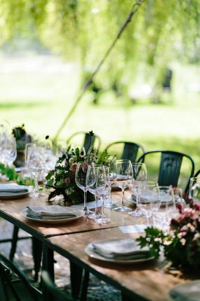 boda informal en el campo www.bodasdecuento.com