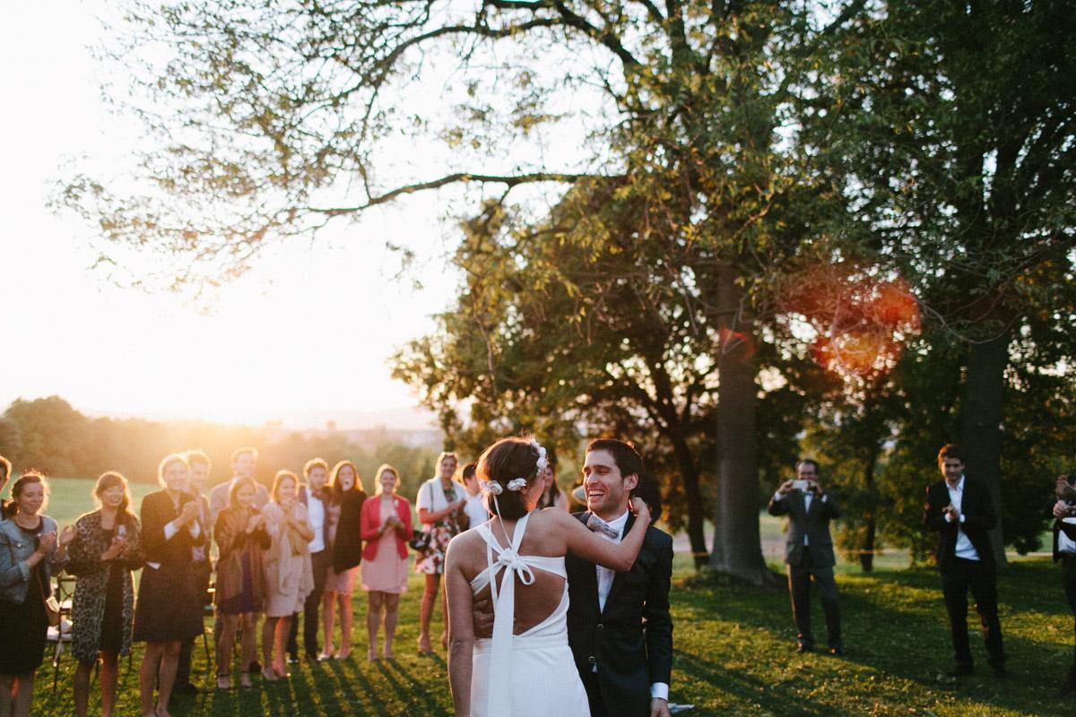 baile novios en el campo www.bodasdecuento.com
