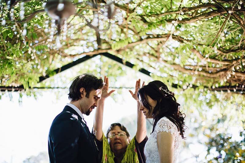 wedding chuppah www.bodasdecuento.com