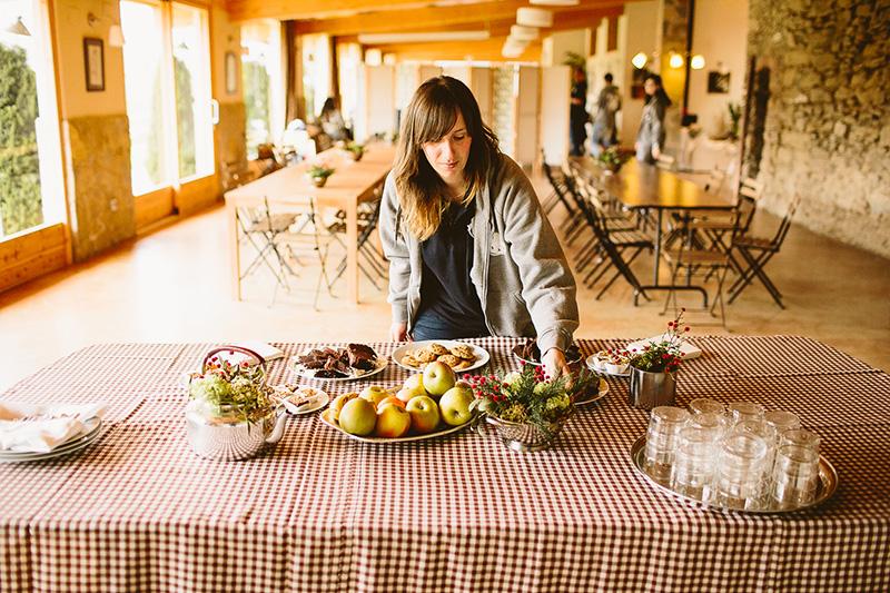 cuentialumna-desayunando www.bodasdecuento.com