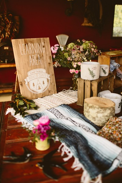 material-campamento-wedding-planners