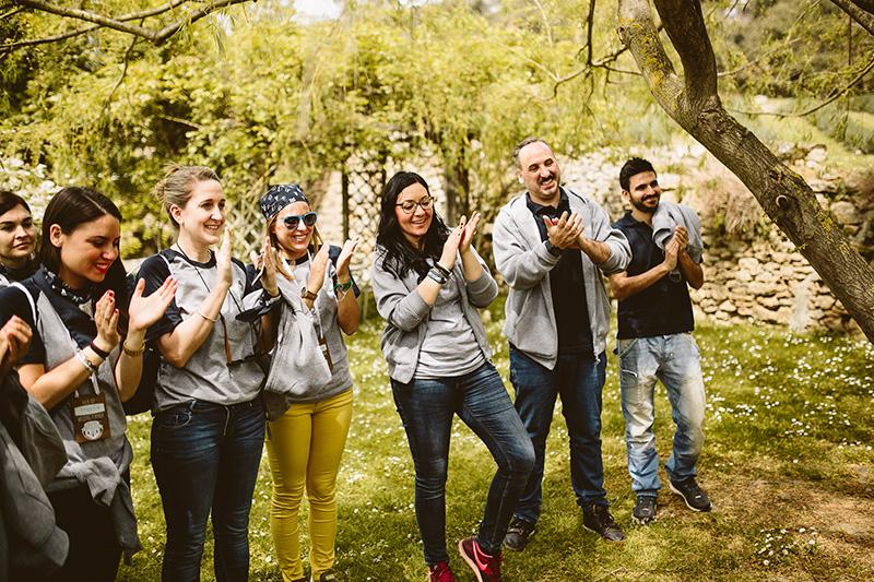aplausos-alumnas-wedding-planner www.bodasdecuento.com