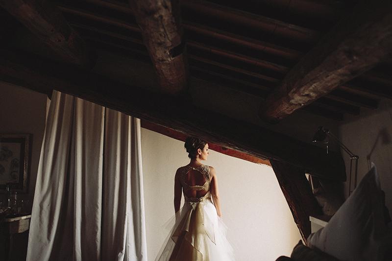 vestido novia jordi dalmau www.bodasdecuento.com