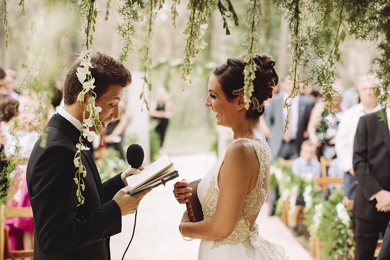 decoración arco boda www.bodasdecuento.com