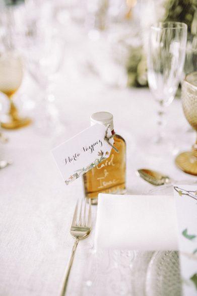 detalles decoración mesa boda www.bodasdecuento.com