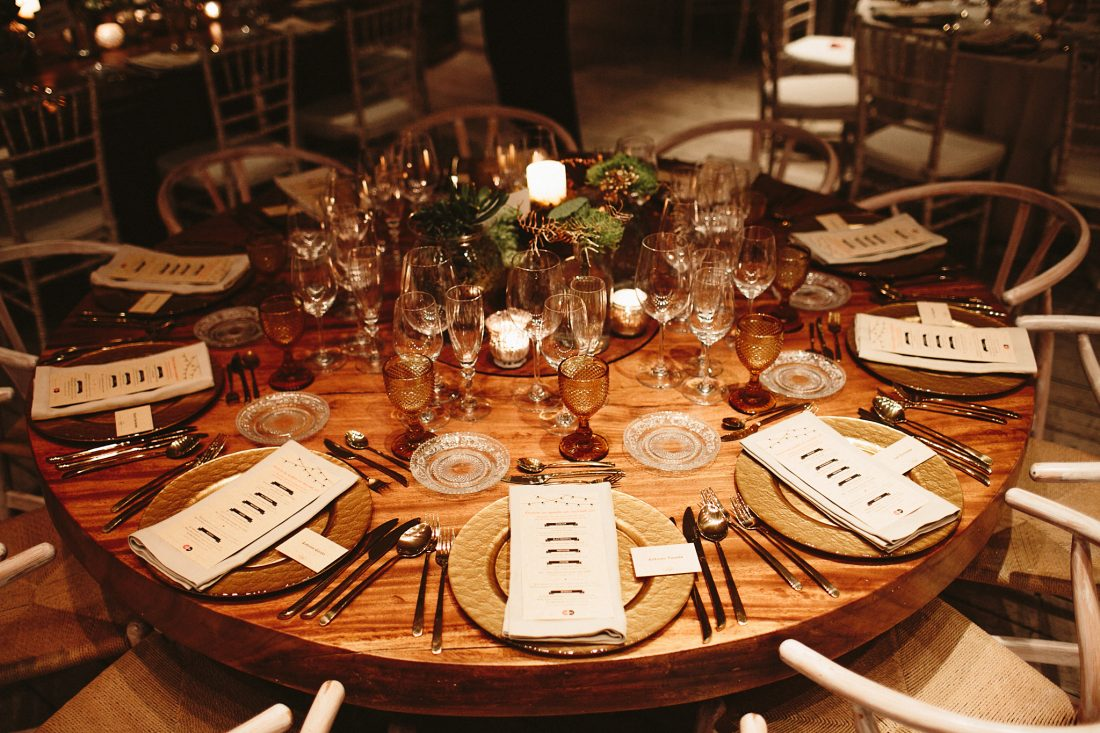 decoración original mesa boda www.bodasdecuento.com