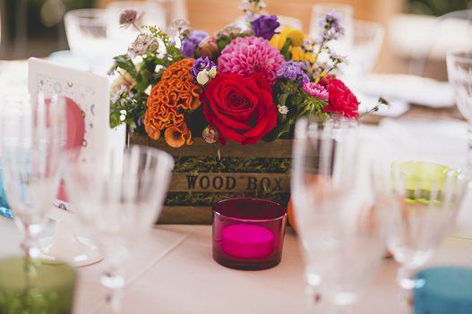 centros de mesa flor bodas www.bodasdecuento.com