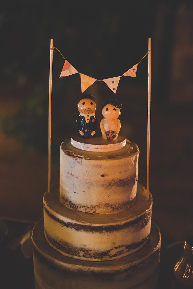 muñecos pastel de boda www.bodasdecuento.com
