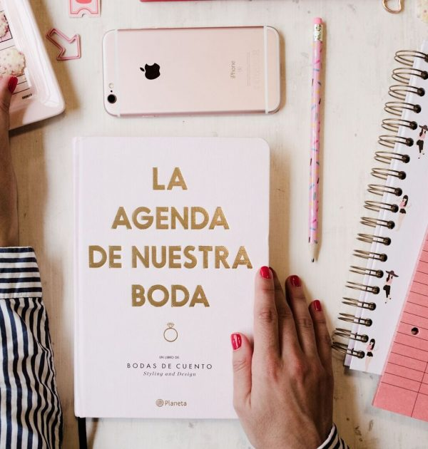 La agenda de Bodas de Cuento www.bodasdecuento.com