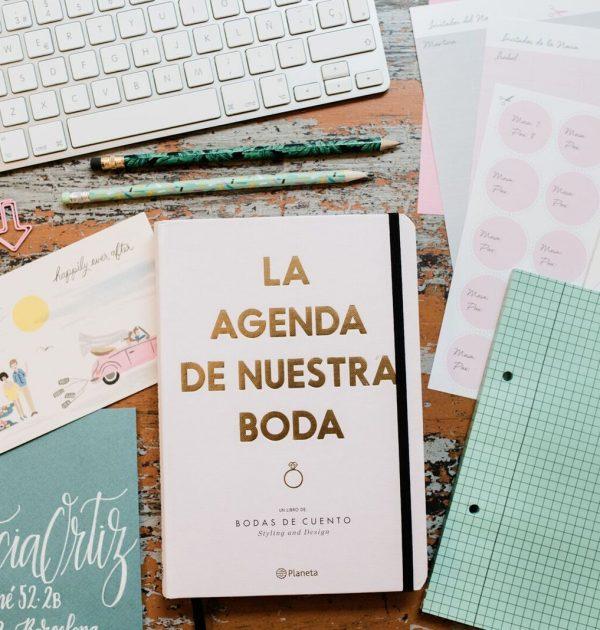 Agenda para organizar tu boda www.bodasdecuento.com