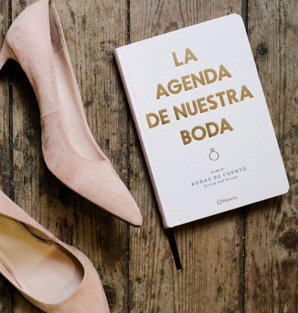 Agenda para novias, de Bodas de cuento