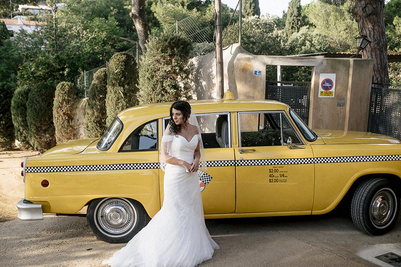 vestido pronovias www.bodasdecuento.com