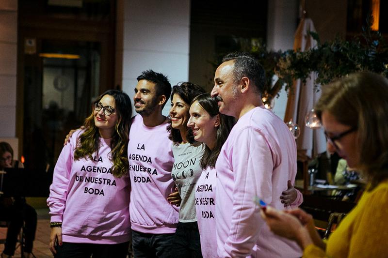 Agenda de boda en Bodaplan www.bodasdecuento.com