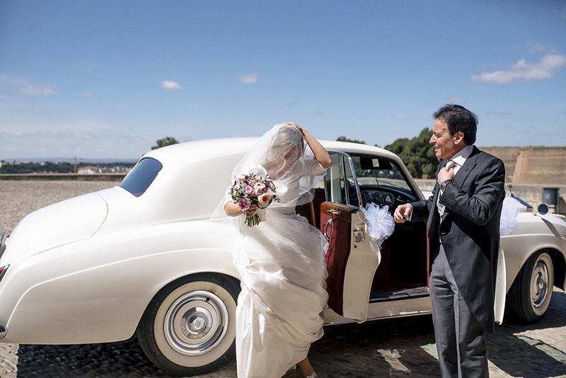 llegada novia iglesia www.bodasdecuento.com