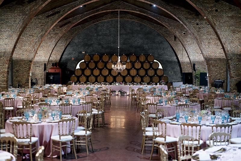 boda en cavas raimat www.bodasdecuento.com