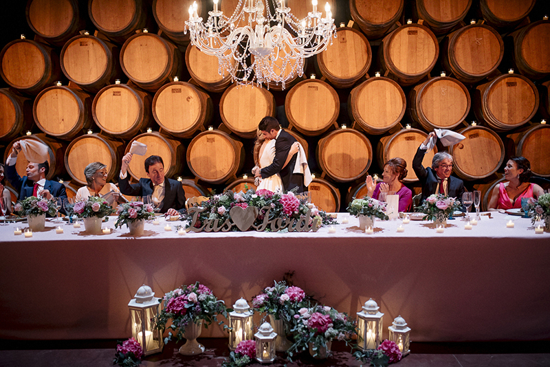 boda romantica en lleida www.bodasdecuento.com