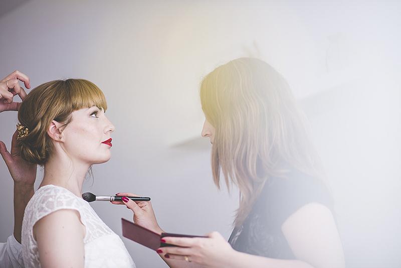 maquillaje laia martin makeup www.bodasdecuento.com