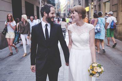 boda urbana barcelona www.bodasdecuento.com