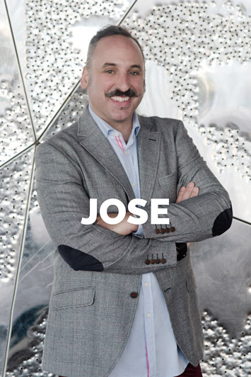 Jose - Wedding Planner Bodas de Cuento