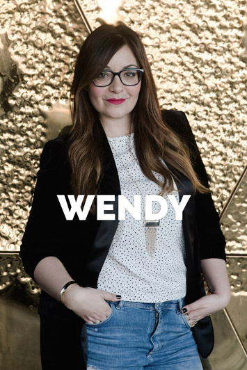 Wendy - Wedding Planner Bodas de Cuento