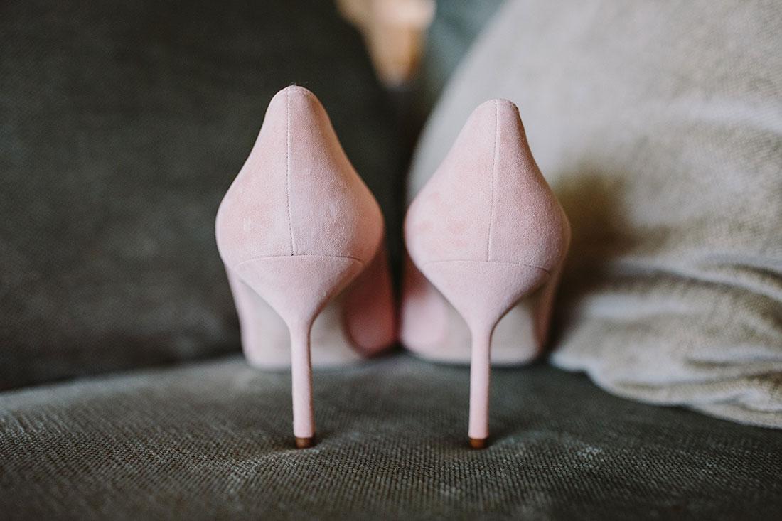 zapatos rosas manolo blahnik www.bodasdecuento.com