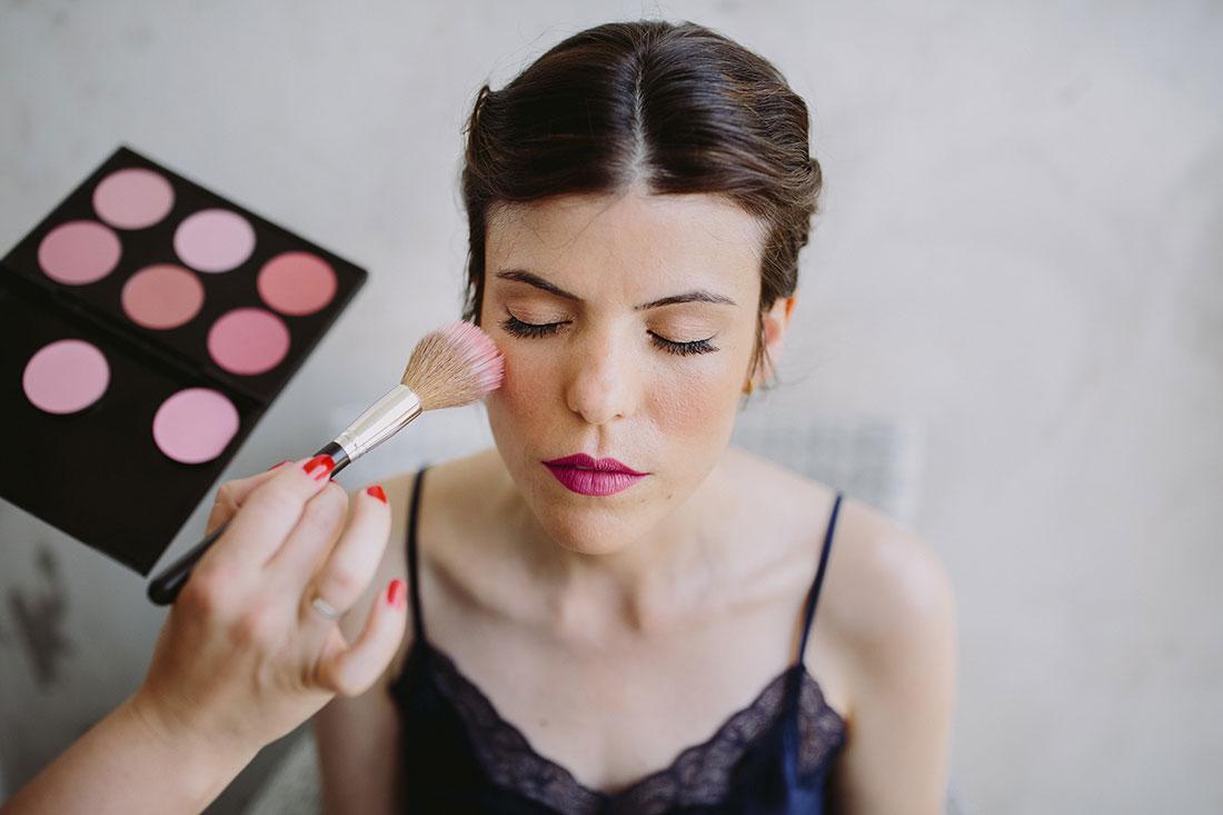 maquillaje novia boda www.bodasdecuento.com