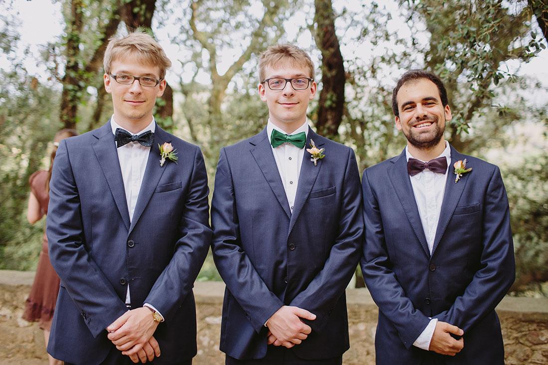best men boda www.bodasdecuento.com
