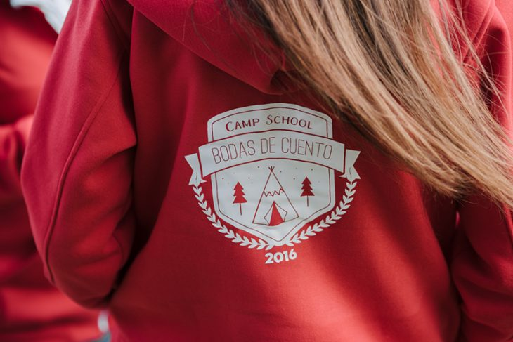 Bodas de Cuento Camp School 2016