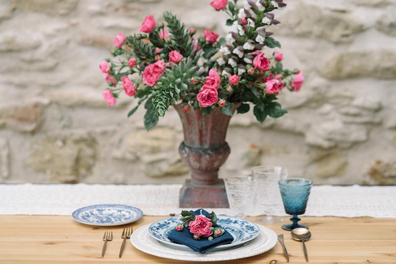 ideas decoración mesa boda www.bodasdecuento.com