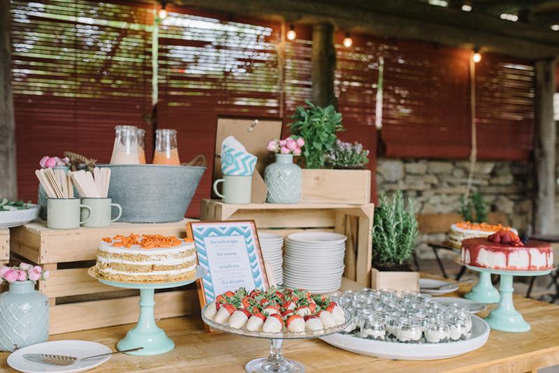 catering boda mochos www.bodasdecuento.com