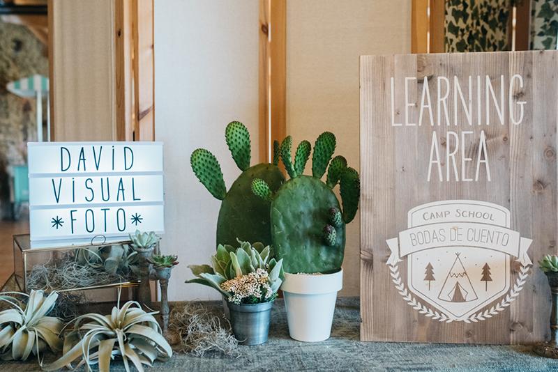campamento para wedding planners www.bodasdecuento.com