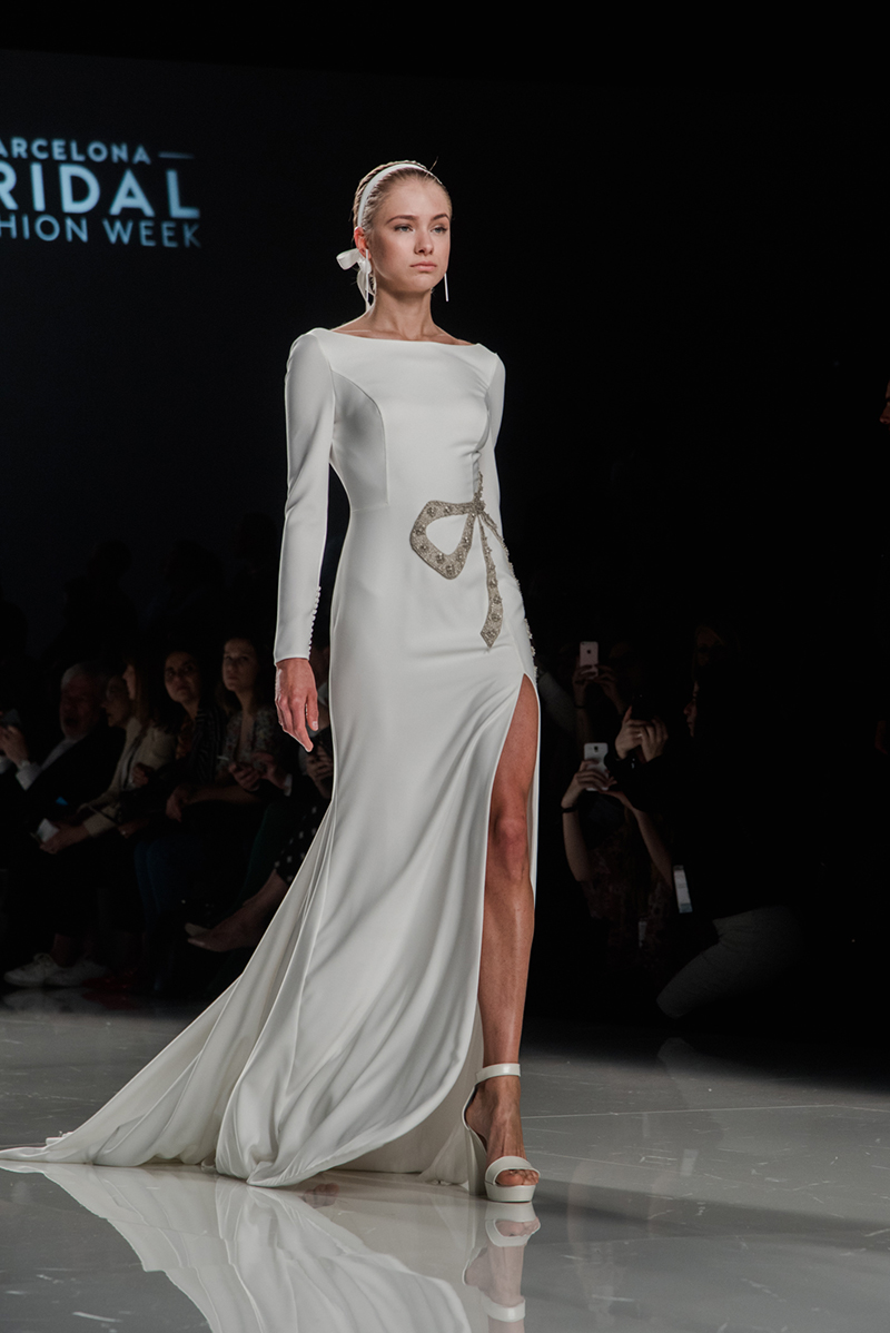 barcelona bridal fashion week 2017 www.bodasdecuento.com