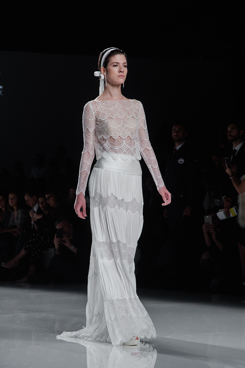 barcelona bridal fashion week www.bodasdecuento.com