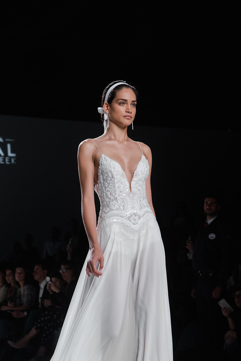 colección 2018 rosa clará www.bodasdecuento.com