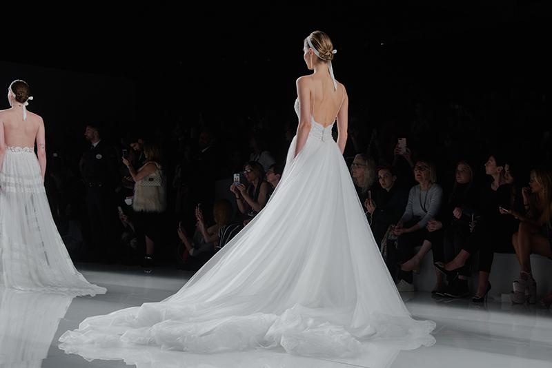 vestido rosa clara www.bodasdecuento.com