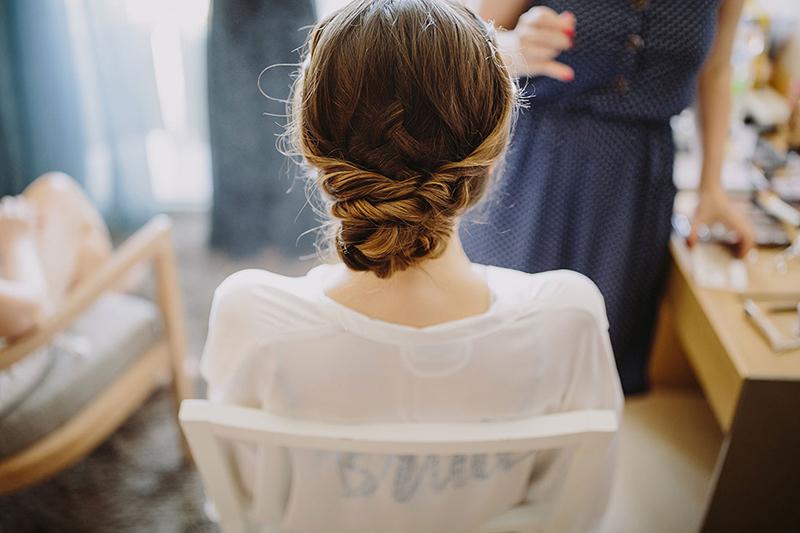 peinado novia boda www.bodasdecuento.com