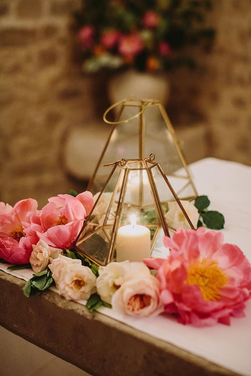 flores coloridas boda www.bodasdecuento.com