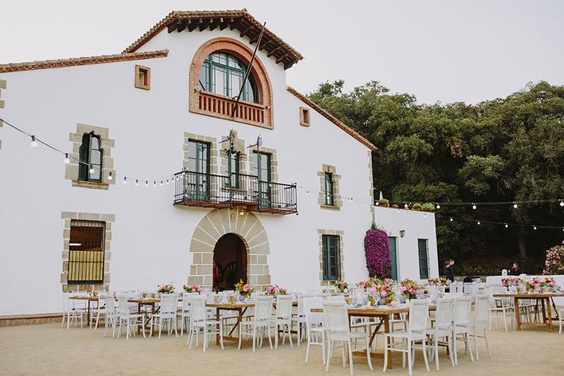 decoración mesa boda www.bodasdecuento.com