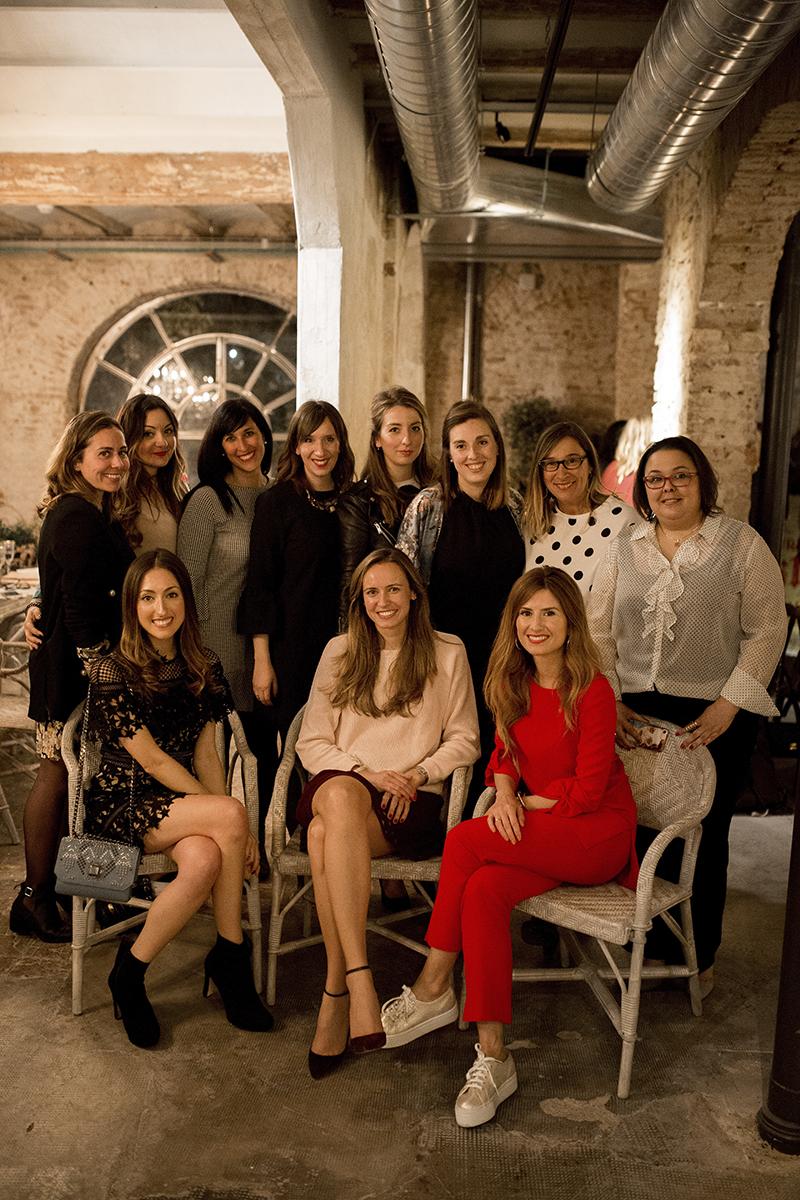 Pronovias Bloggers Night Out www.bodasdecuento.com