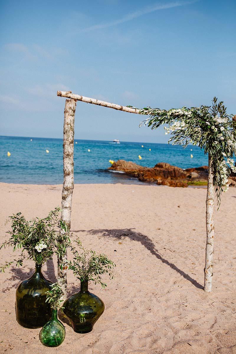 boda en la playa www.bodasdecuento.com